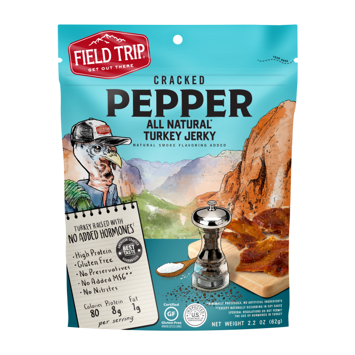 Cracked Pepper Turkey-Front-Without Shadow